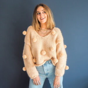 Pompoms Jumper