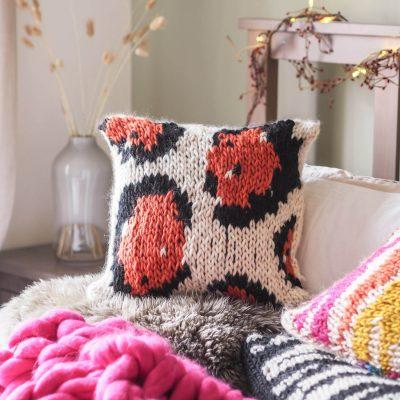 change your spots cushion