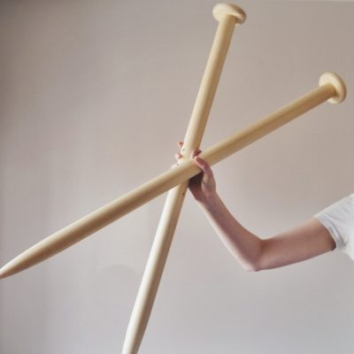 40mm knitting needles
