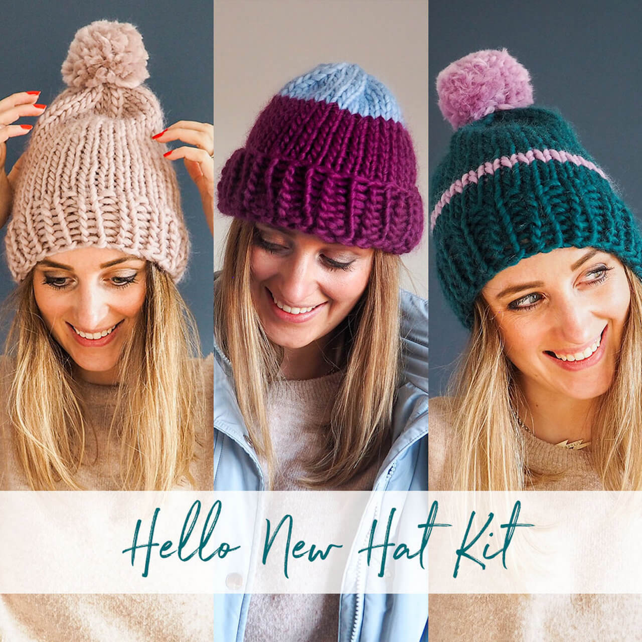 Hello New Hat!