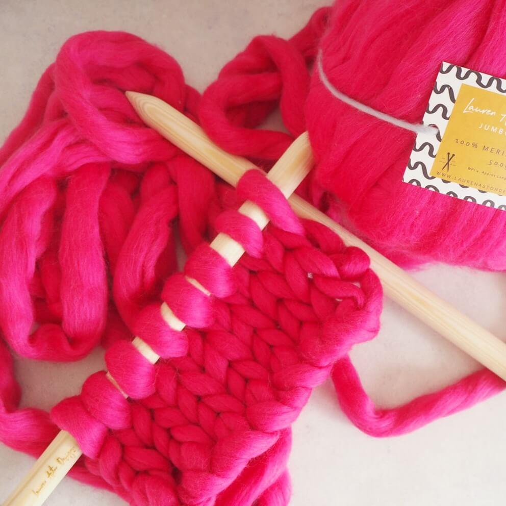 25mm Knitting Needles Lauren Aston Designs