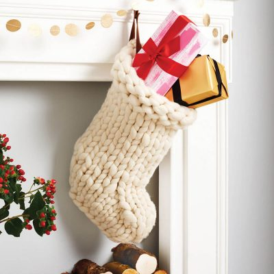 jumbo christmas stocking