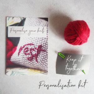 Personalisation Kit
