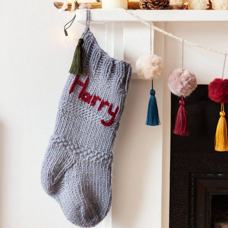super chunky stocking