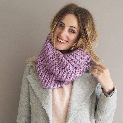 Snood Knit Kit
