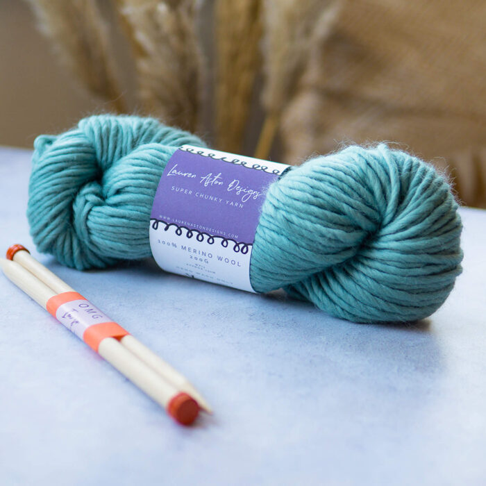 super chunky yarn