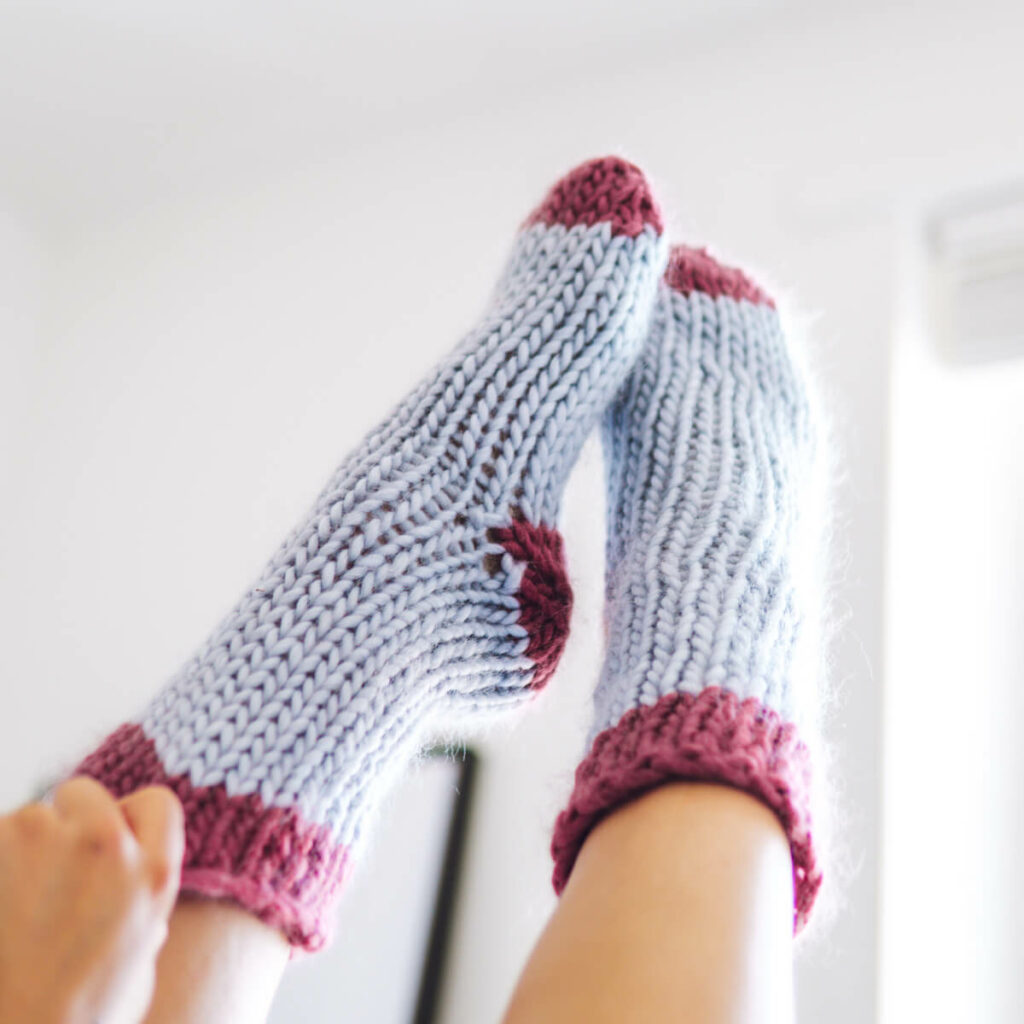 Introducing: Sock it to me Lounge Socks