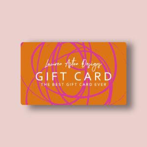 LAD Gift e-card
