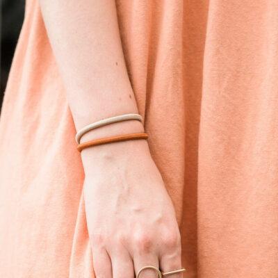 elastic hairband for scrunchies