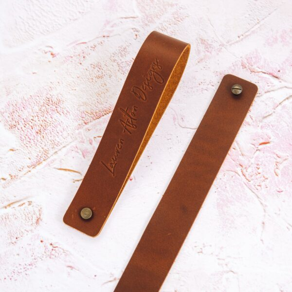 LAD Leather strap