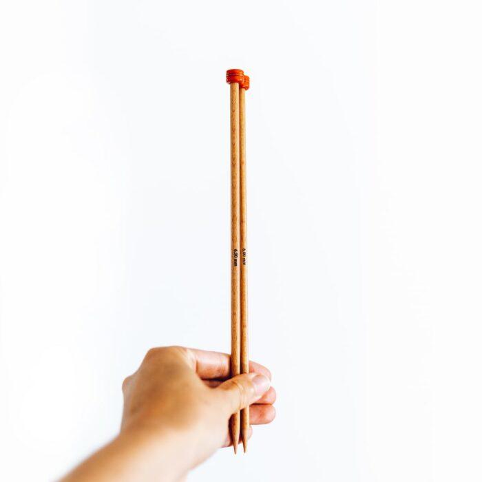 6mm knitting needles