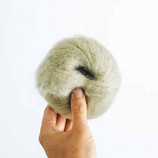 Sage Mini Mohair by Lauren Aston Designs