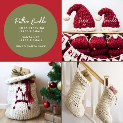 Jumbo Christmas Pattern Bundle