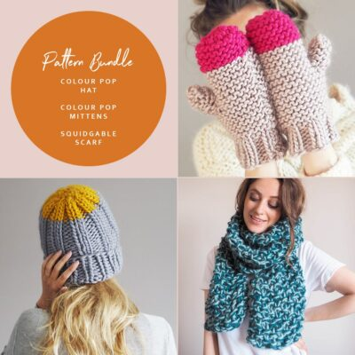 Stay Cosy Pattern Bundle
