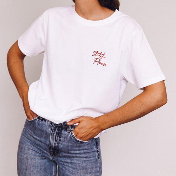 Stitch Please T shirt