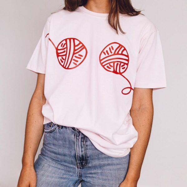 wool boobs t-shirt
