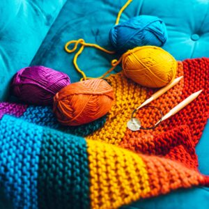 Rainbow Yarn Bundle