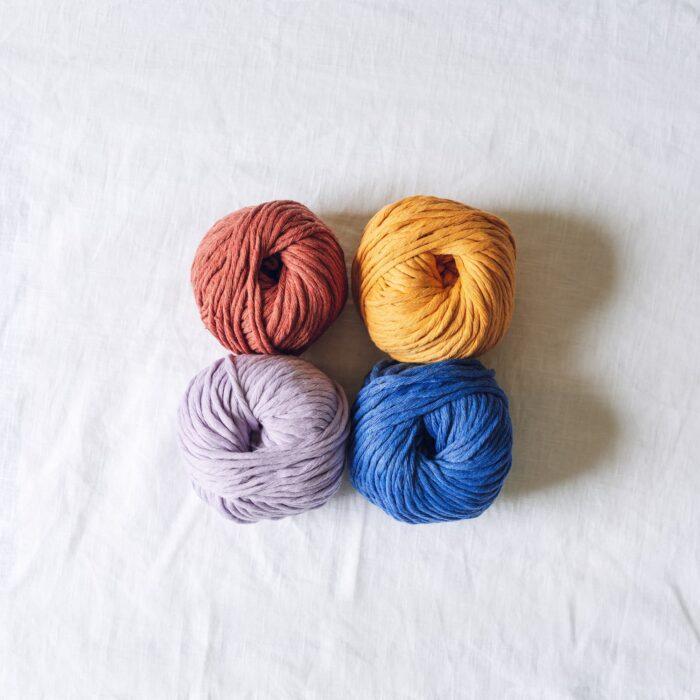 cotton yarn bundle