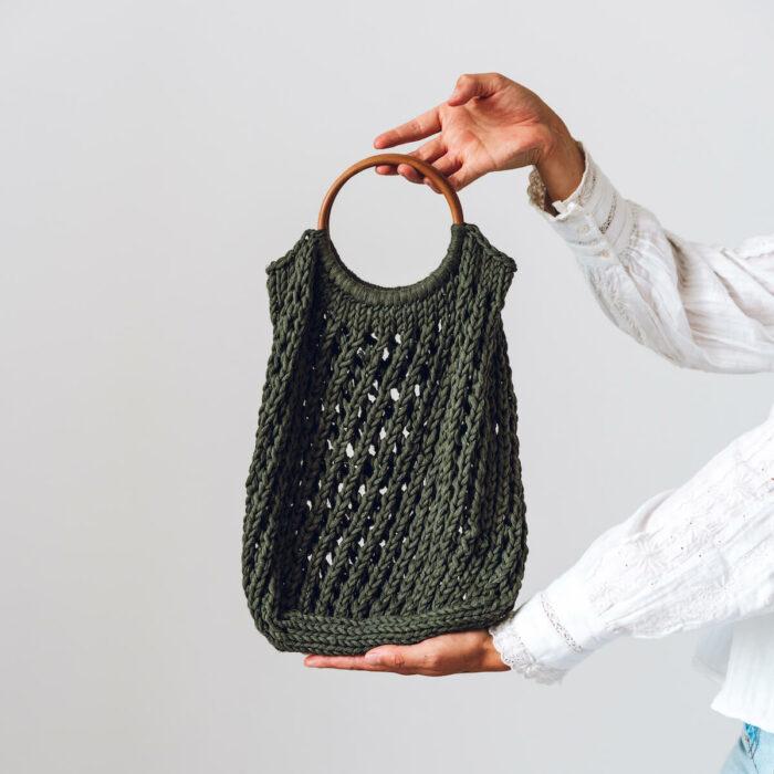 The Loop Bag Eco Cotton Yarn