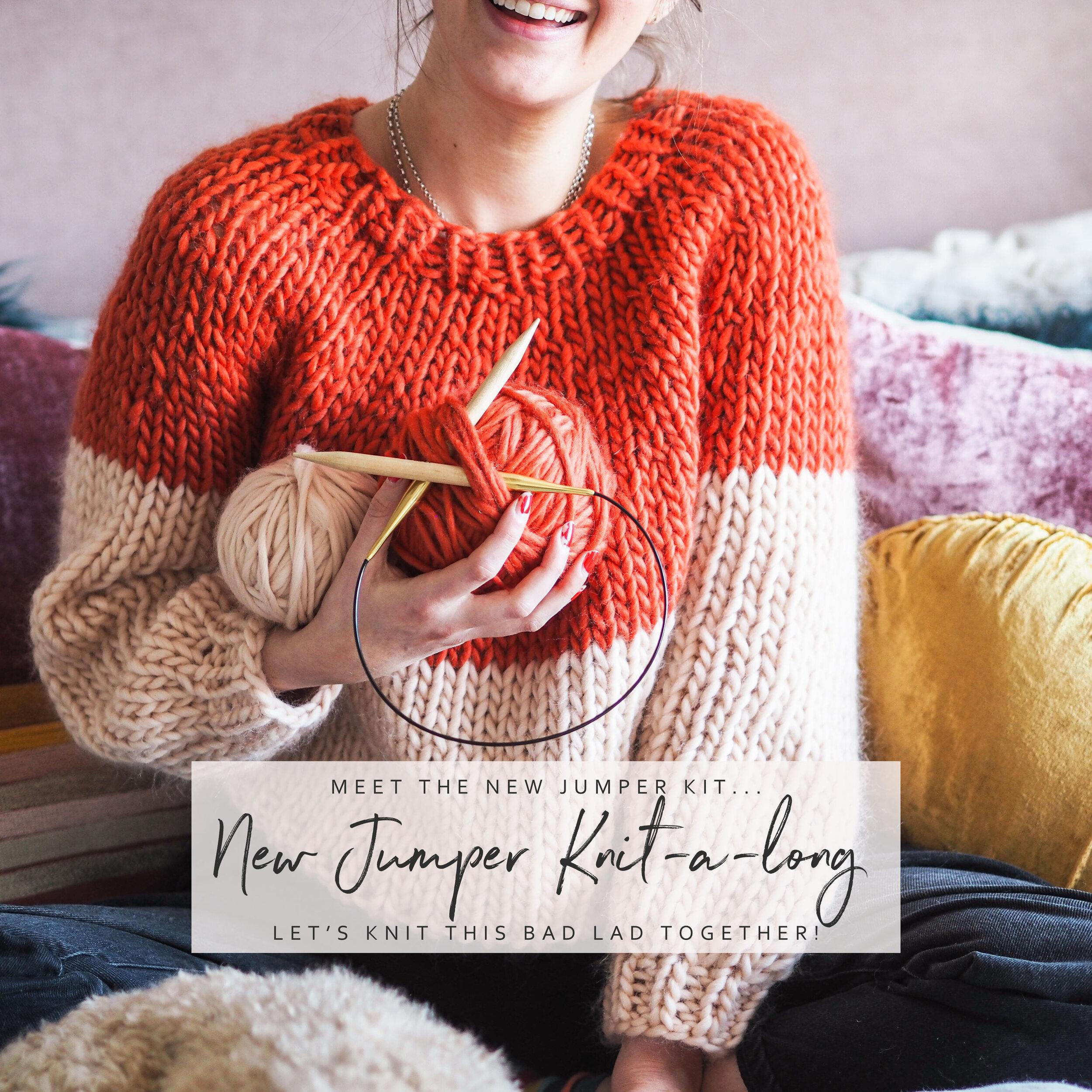 New jumper knit-a-long!