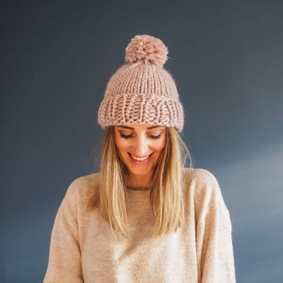 Knit Kit Bobble Hat